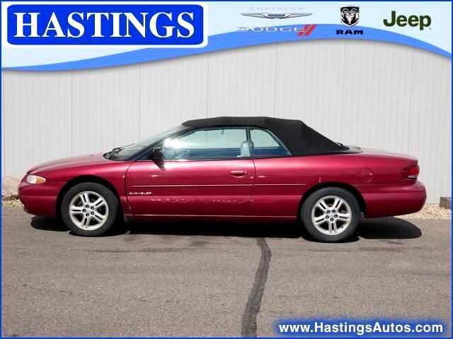 Chrysler Sebring JXi 1997