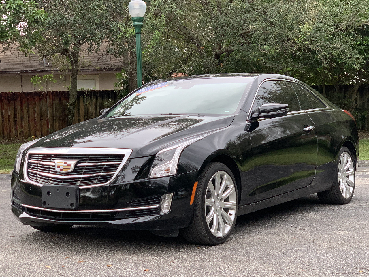 Cadillac ATS Coupe 2.0L Luxury AWD 2016