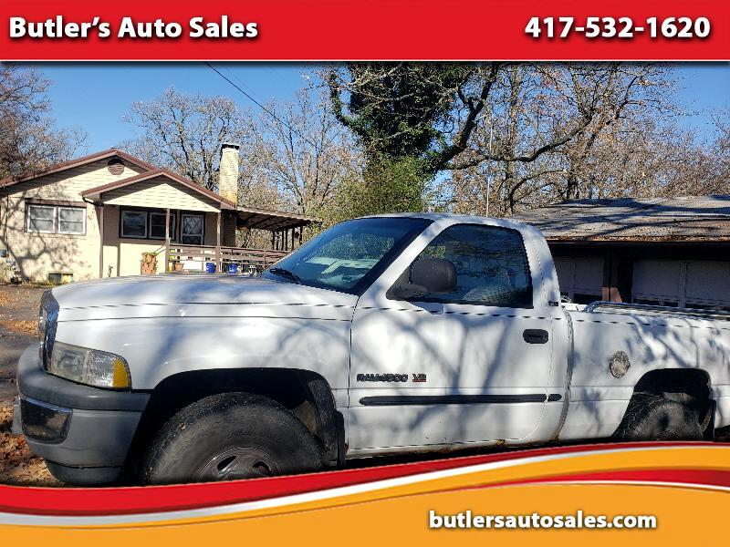 Dodge Ram 1500 Reg. Cab Short Bed 4WD 2000