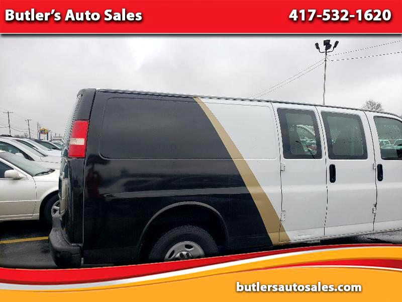 Chevrolet Express 3500 Extended Cargo 2009