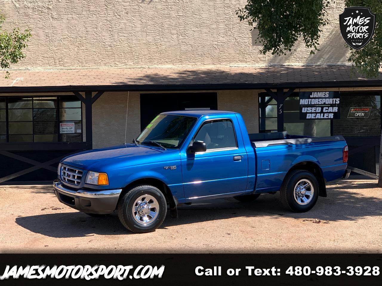 Ford Ranger XLT 2.3 2WD Flareside 2001