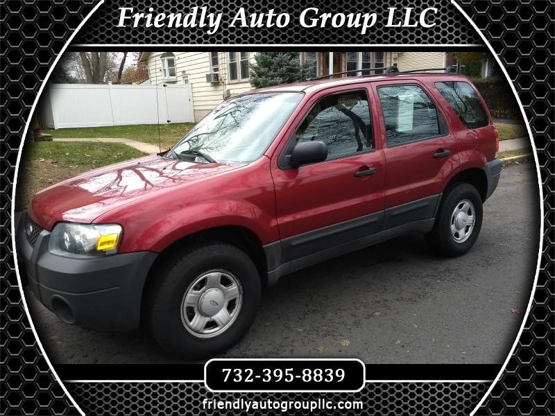 Ford Escape XLS 4WD 2007