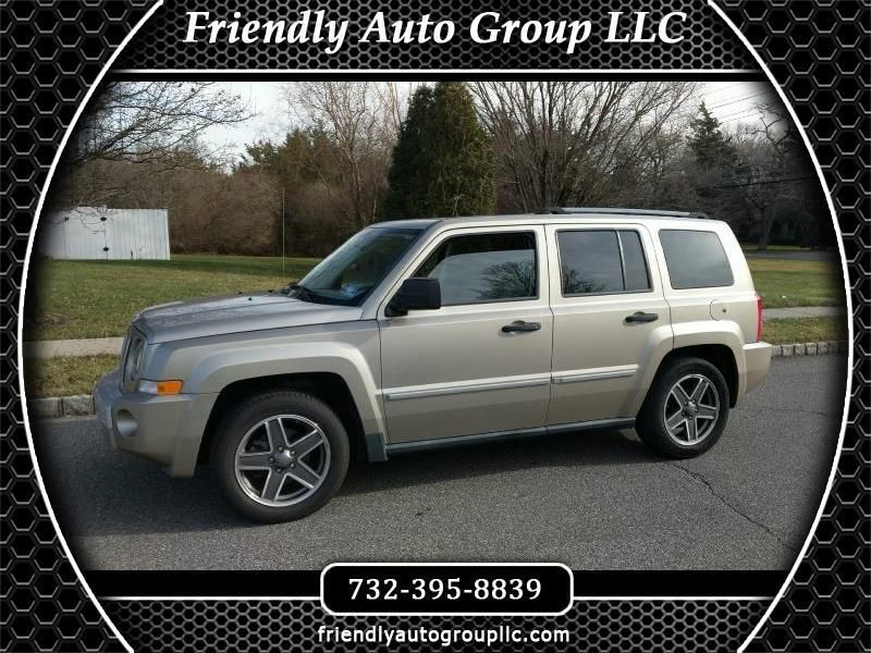 Jeep Patriot Limited 4WD 2009