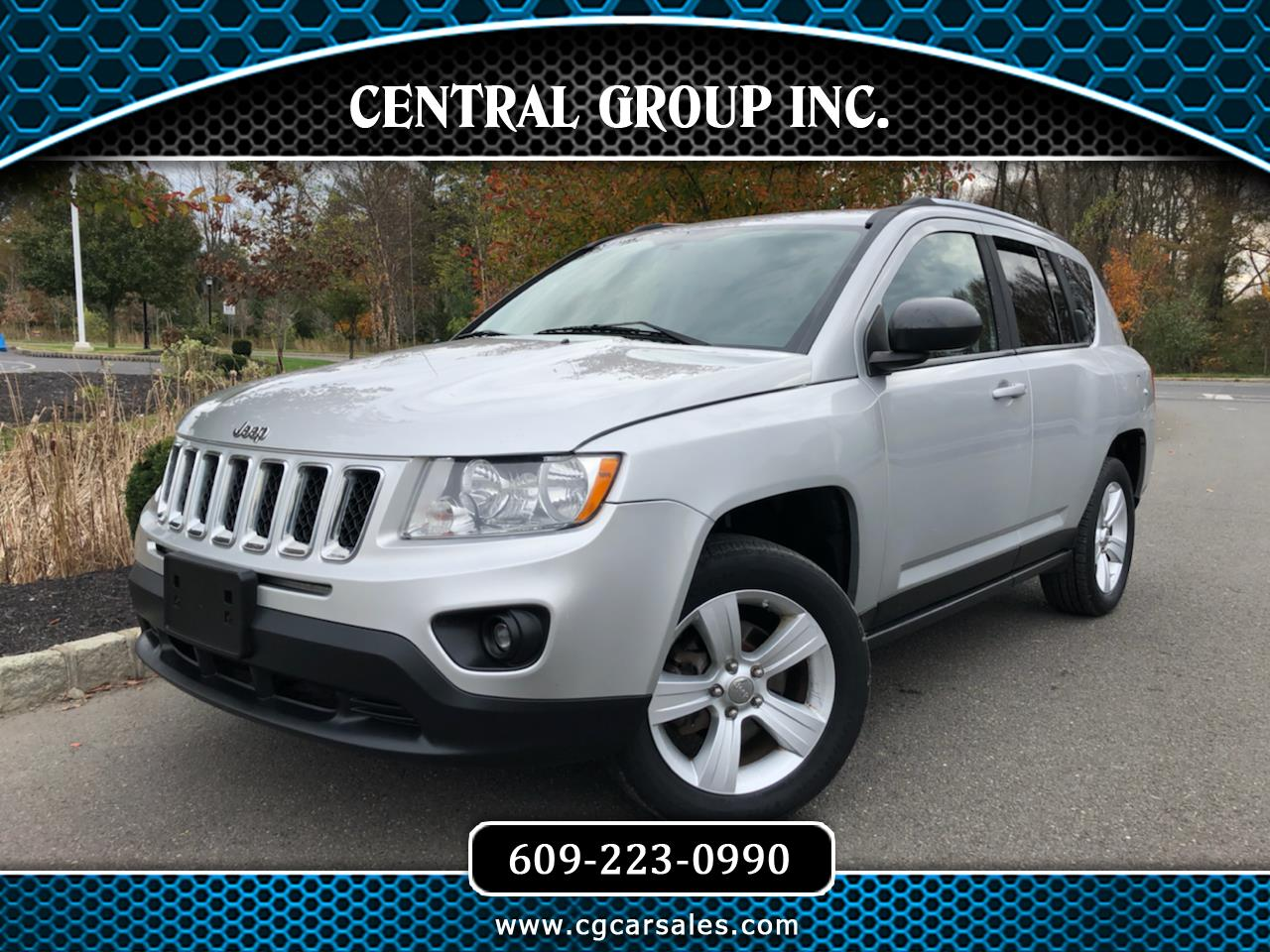Jeep Compass 4WD 4dr Sport 2012
