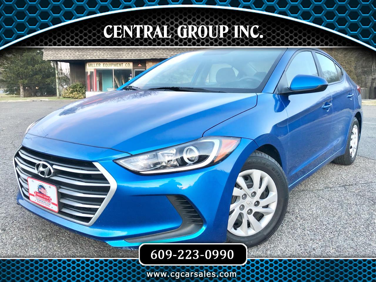 Hyundai Elantra SE 2.0L Auto (Alabama) *Ltd Avail* 2017