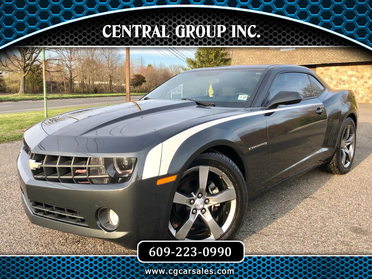 Chevrolet Camaro RS 2dr Cpe 1LT 2012