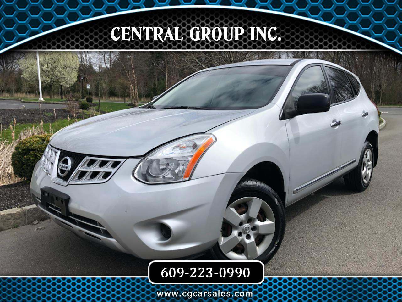 Nissan Rogue AWD 4dr S 2011