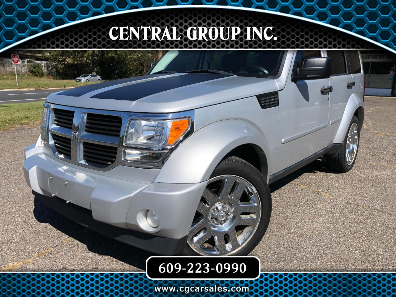 Dodge Nitro 4WD 4dr SE *Ltd Avail* 2010