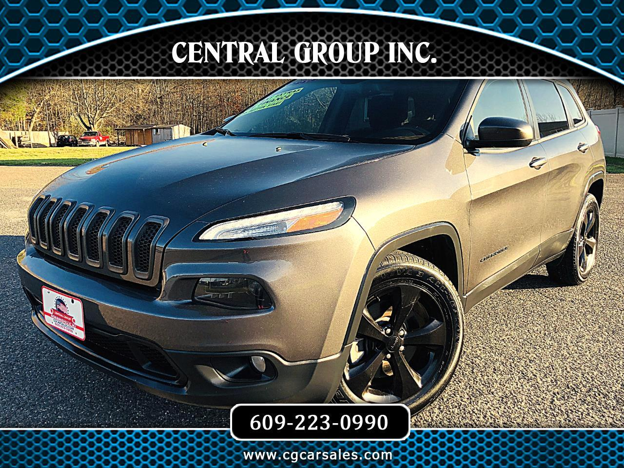 Jeep Cherokee FWD 4dr Altitude *Ltd Avail* 2016
