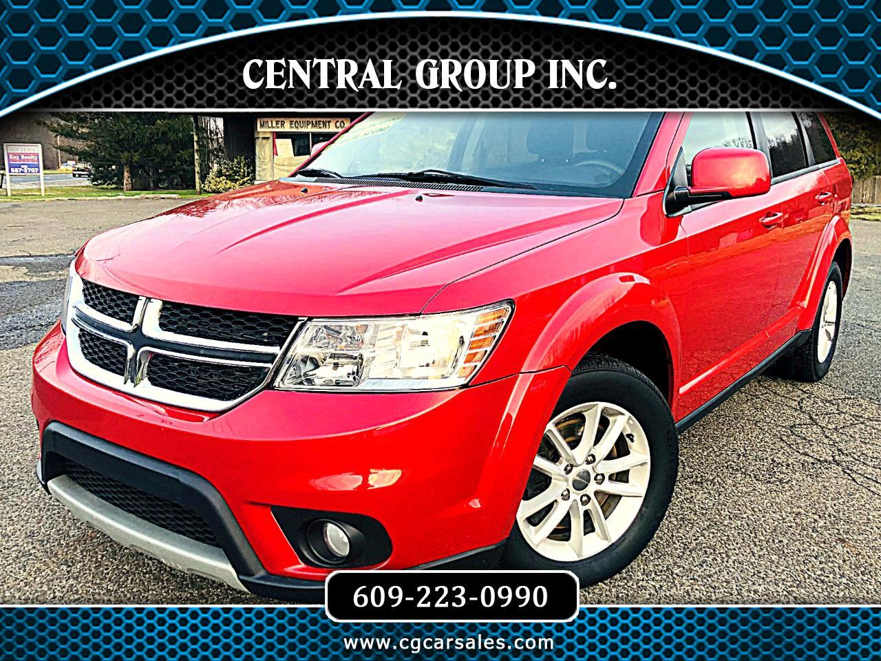 Dodge Journey FWD 4dr SXT 2014