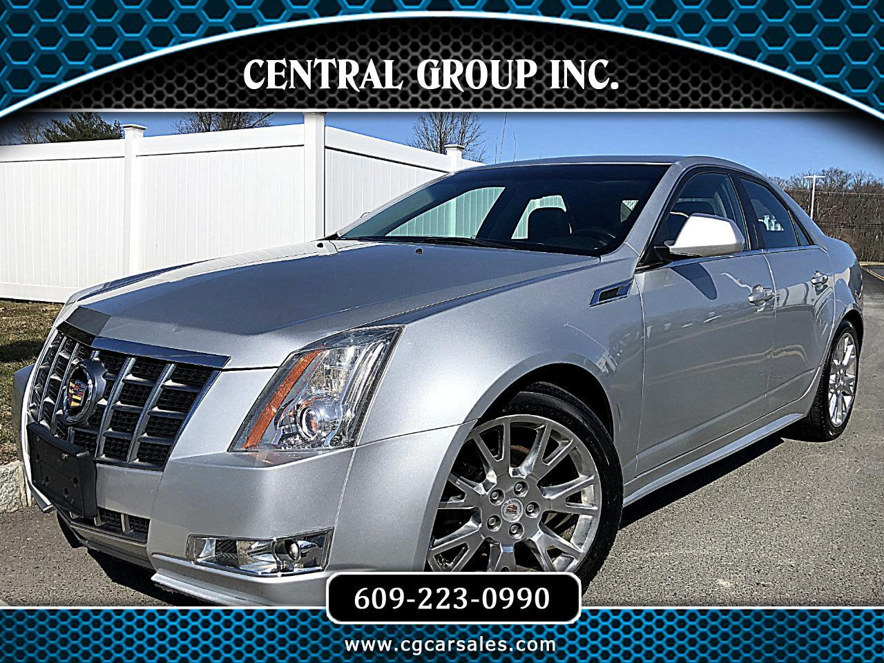 Cadillac CTS Sedan 4dr Sdn 3.6L Performance AWD 2012