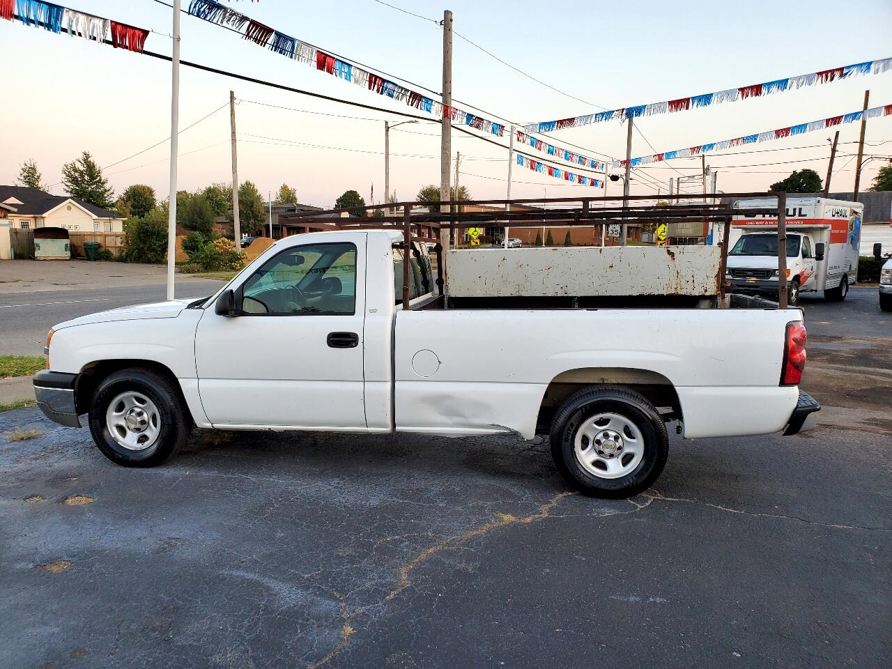 Red White And Blue Auto Sales >> 2004 Chevrolet Silverado 1500 Short Bed 2wd For Sale In