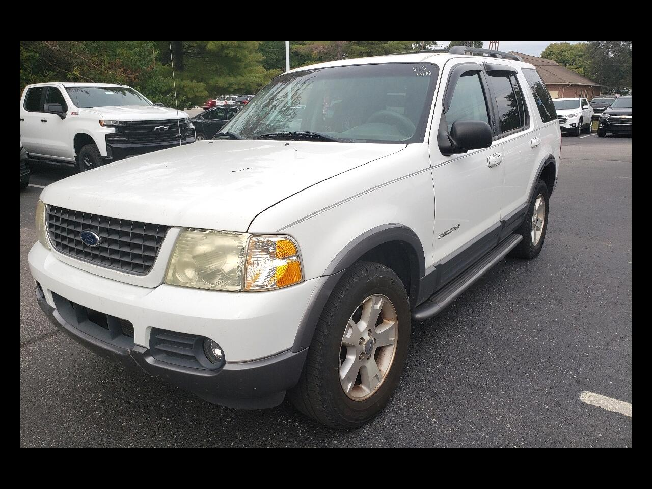 Red White And Blue Auto Sales >> Used 2002 Ford Explorer Xlt 4wd For Sale In Owensboro Ky
