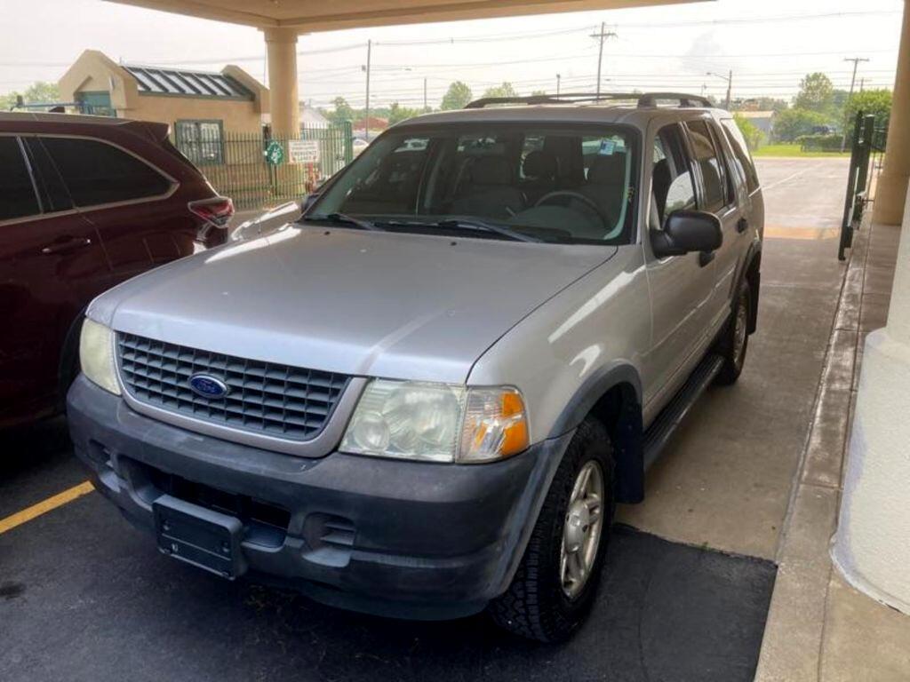 Ford Explorer XLS 4.0L 4WD 2003