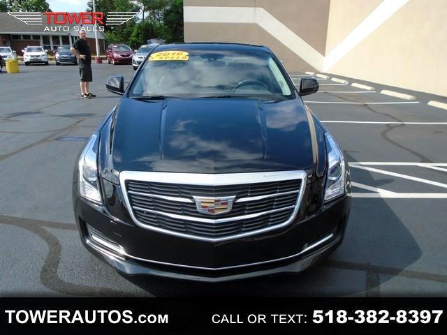 2016 Cadillac ATS Sedan 4dr Sdn 2.0L Standard RWD