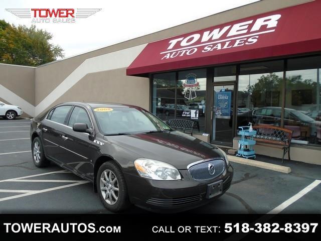 2008 Buick Lucerne 4dr Sdn V6 CXL