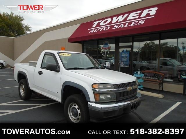 "2007 Chevrolet Colorado 4WD Reg Cab 111.2"" Work Truck"