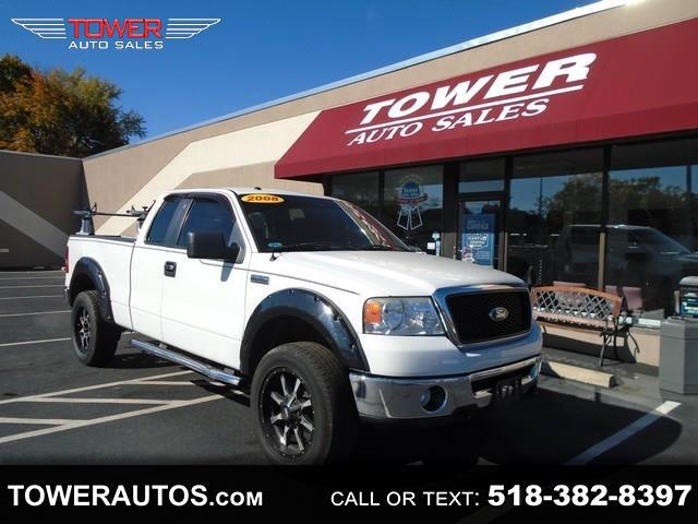"Ford F-150 4WD SuperCab 145"" 60th Anniversary 2008"
