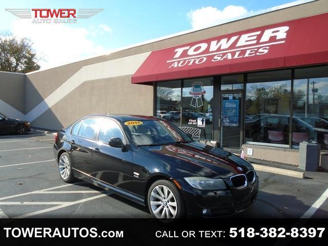 BMW 3 Series 4dr Sdn 328i xDrive AWD 2011