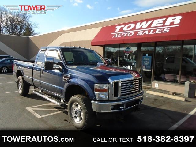 "Ford Super Duty F-350 SRW 4WD SuperCab 142"" Lariat 2010"