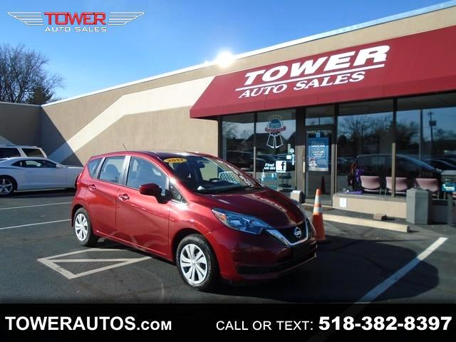 Nissan Versa Note S Plus CVT 2017