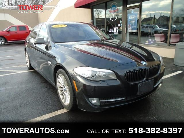 BMW 5 Series 4dr Sdn 535i xDrive AWD 2012