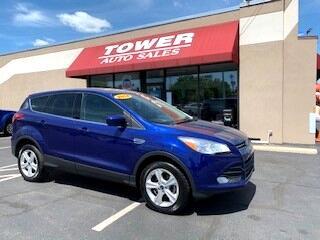 Ford Escape FWD 4dr SE 2014