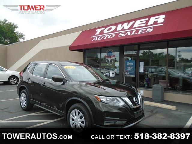 Nissan Rogue AWD S 2017