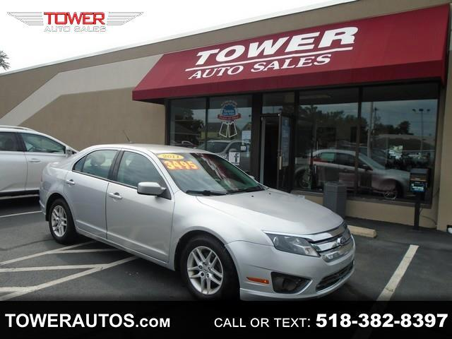 Ford Fusion 4dr Sdn S FWD 2011