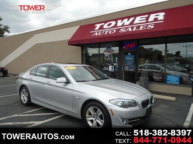 BMW 5 Series 4dr Sdn 528i xDrive AWD 2012