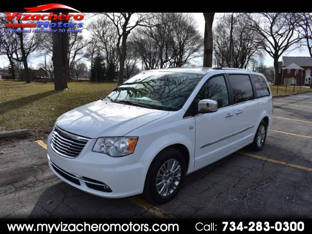 2014 Chrysler Town & Country 4dr Wgn Touring-L Anniversary Edition