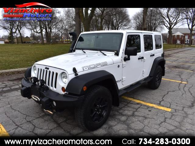 2013 Jeep Wrangler UNLIMITED SAHARA MOAB EDITION 4X4