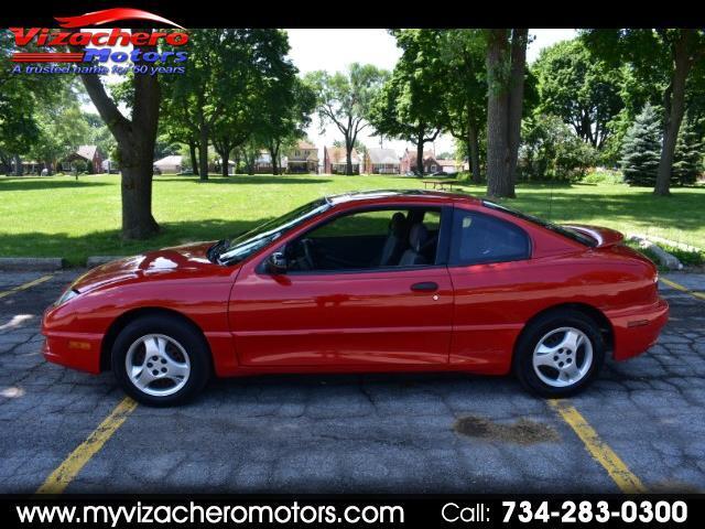 2005 Pontiac Sunfire 2dr Cpe