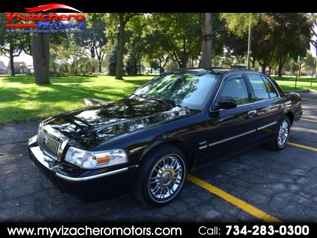 2011 Mercury Grand Marquis ULTIMATE EDITION LS