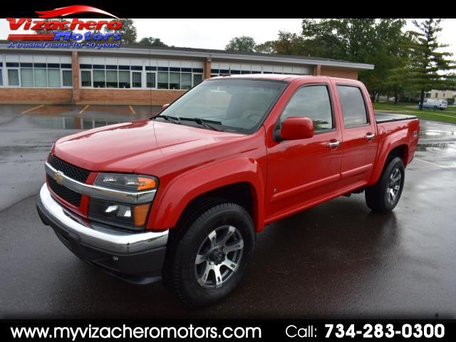 2009 Chevrolet Colorado 4WD Crew Cab 126.0
