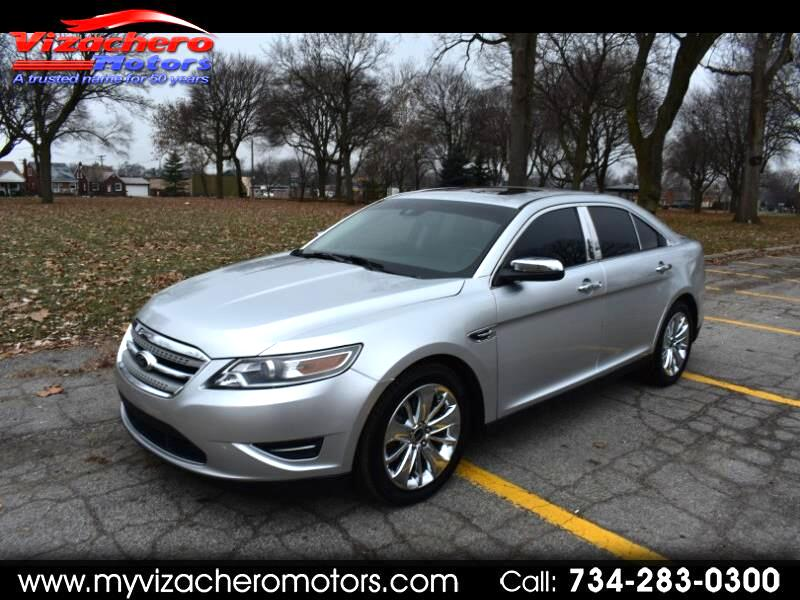 2011 Ford Taurus 4dr Sdn Limited FWD