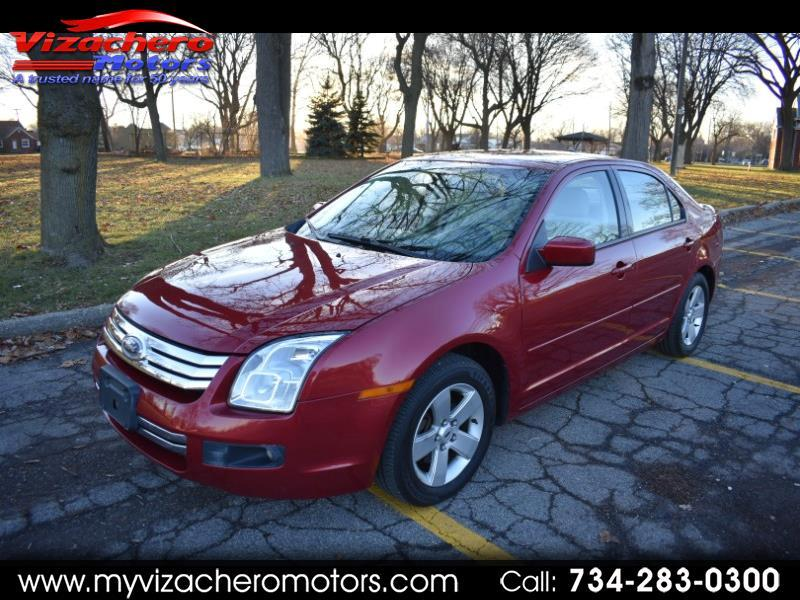 2007 Ford Fusion 4dr Sdn V6 SE AWD