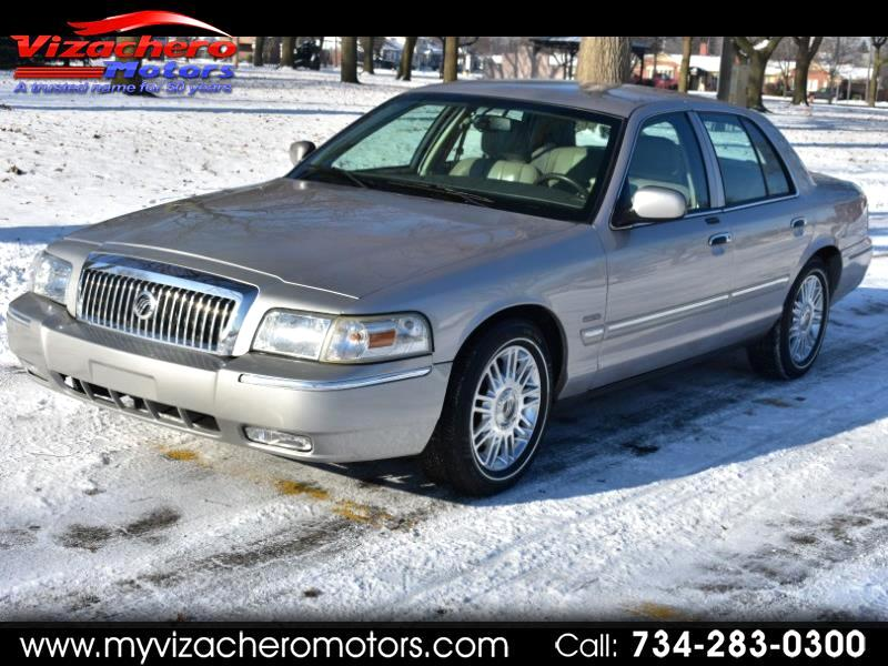 2010 Mercury Grand Marquis 4dr Sdn LS