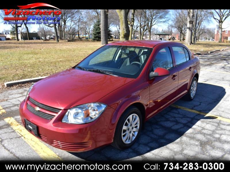 2010 Chevrolet Cobalt 4dr Sdn LT w/1LT