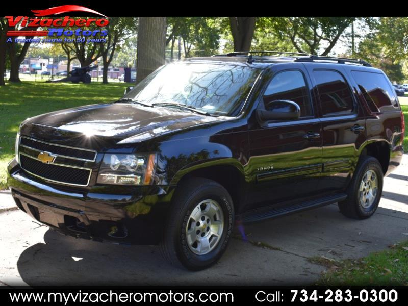 Chevrolet Tahoe 4WD 4dr 1500 LS 2011