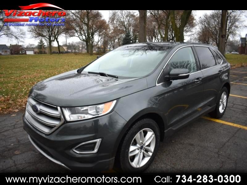 Ford Edge 4dr SEL AWD 2015