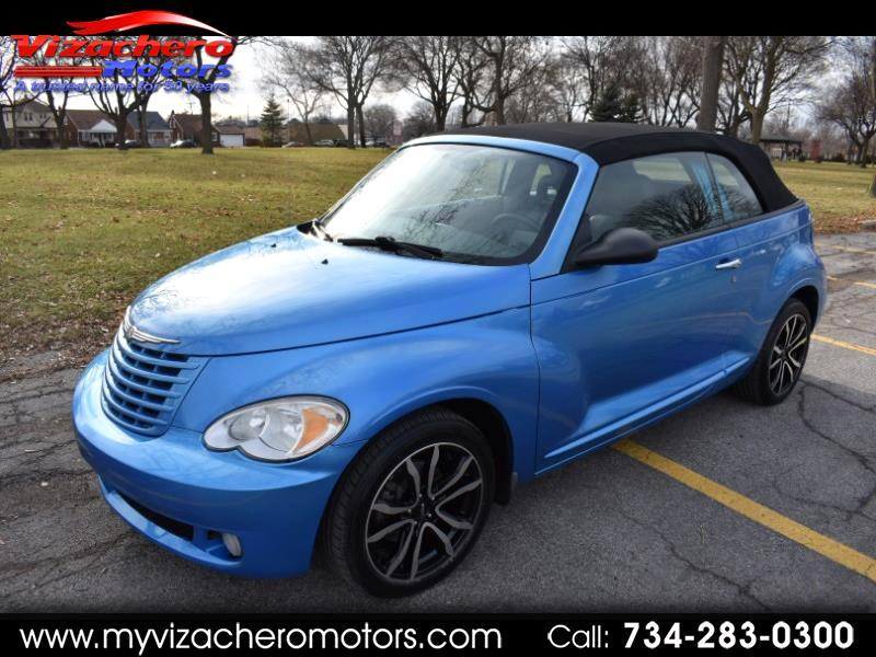 Chrysler PT Cruiser 2dr Conv 2008