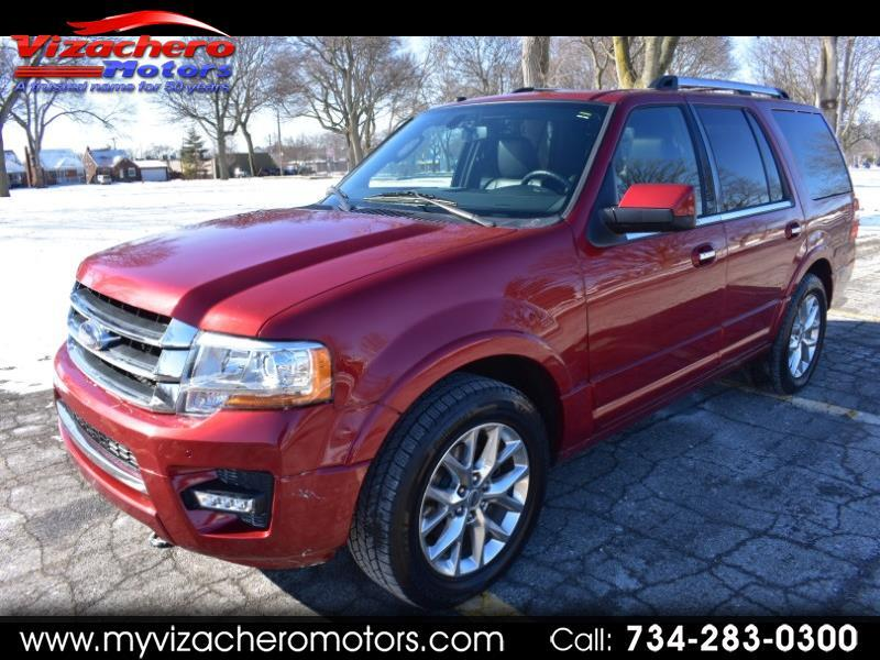 Ford Expedition 4WD 4dr Limited 2016