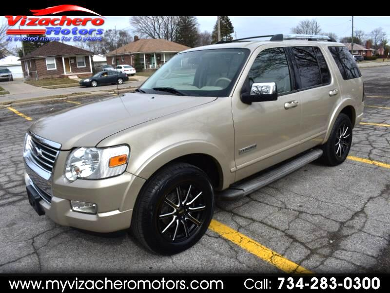 """Ford Explorer 4dr 114"""" WB 4.0L Limited 4WD 2006"""