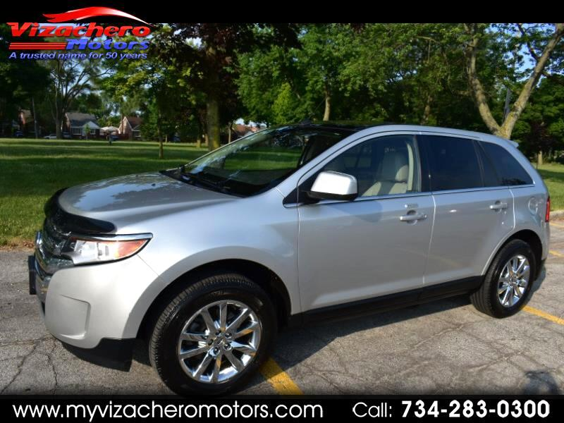 Ford Edge 4dr Limited AWD 2011