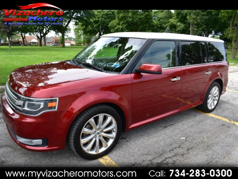 Ford Flex 4dr Limited FWD 2014