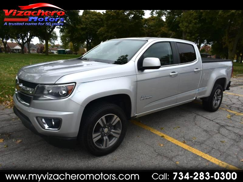 "Chevrolet Colorado 2WD Crew Cab 140.5"" LT 2015"