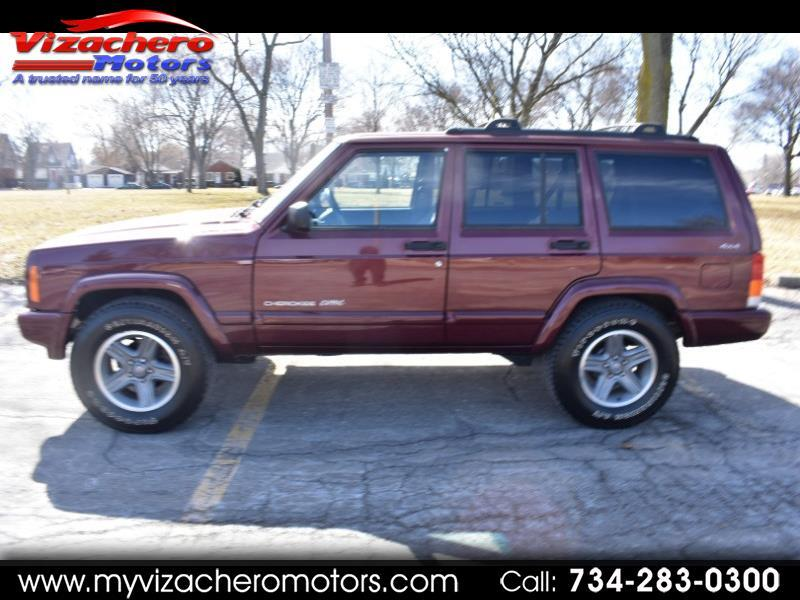 Jeep Cherokee 4dr Classic 4WD 2000