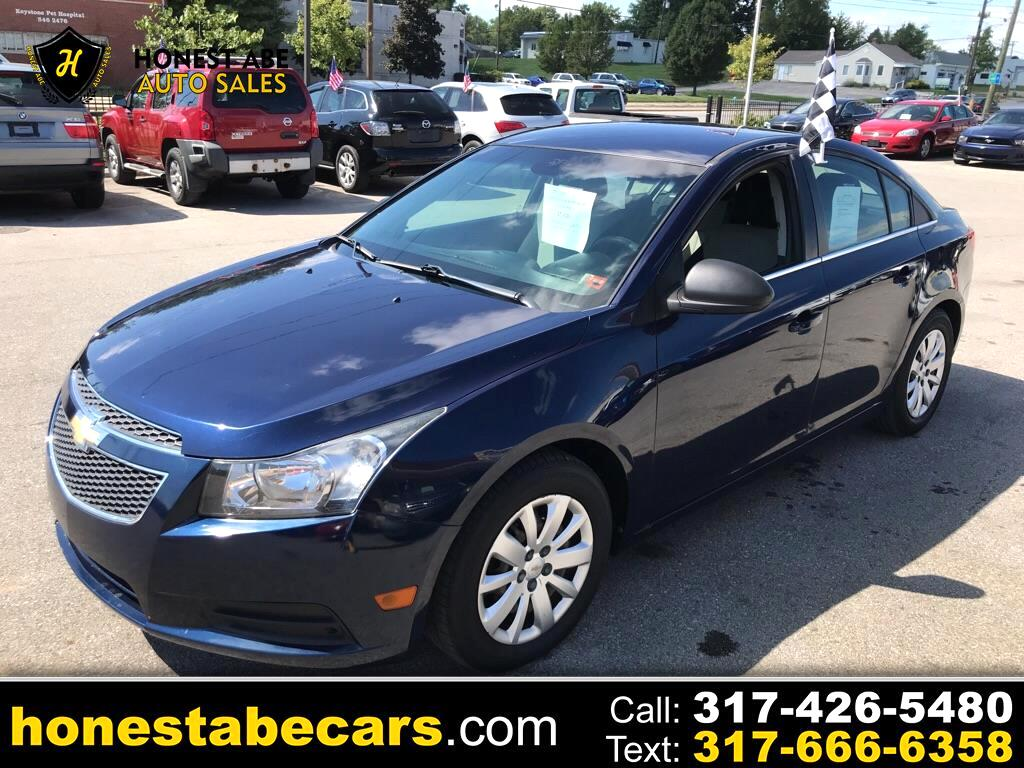 Chevrolet Cruze 2011 for Sale in Indianapolis, IN