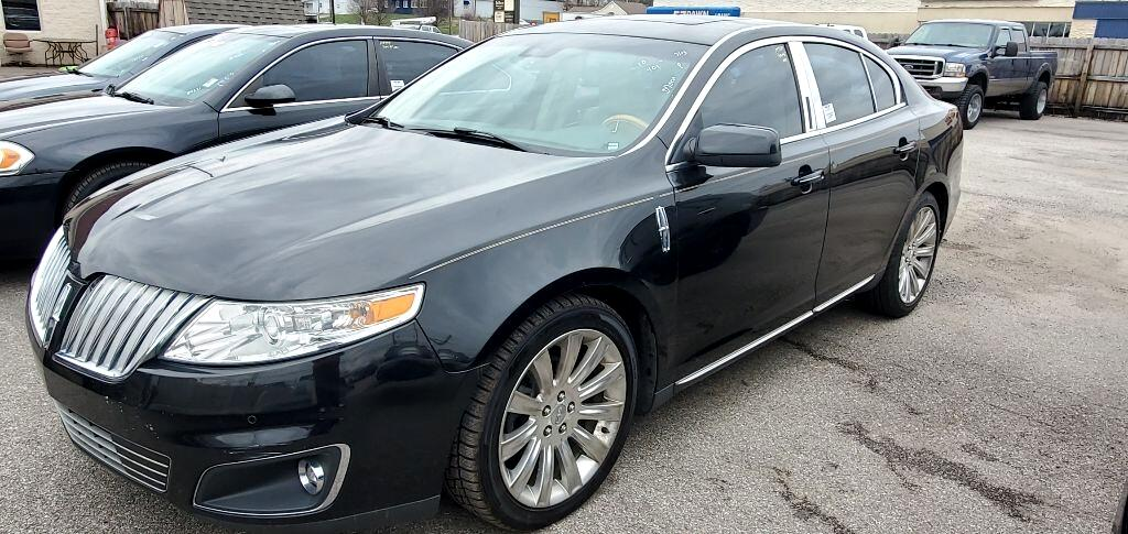 Lincoln MKS 3.5L with EcoBoost AWD 2010
